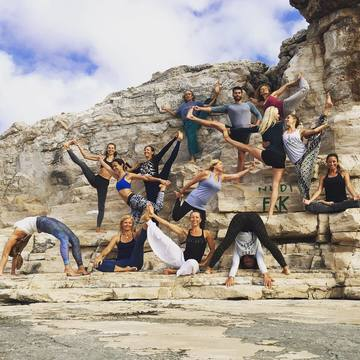 300hr Yoga Teacher Training w/ Doug Swenson & Lea Loncar, Croatia