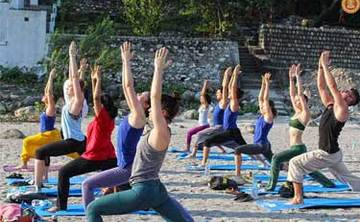 300 hour Yoga Teacher Training Course in Rishikesh, india Rishikesh Yogapeeth
