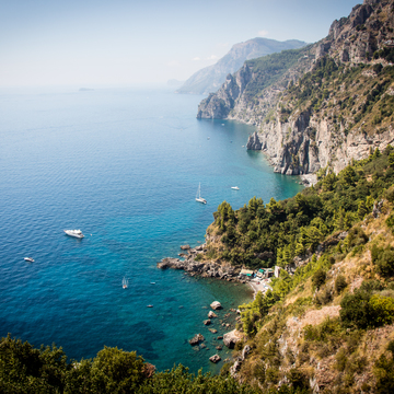 Oasis of Peace • Amalfi Coast Yoga Retreat