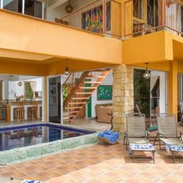 Villa Manakin - Rainforest Canopy Paradise Villa in Jaco, Costa Rica