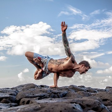 Yoga Intensive Amsterdam with Dylan Werner
