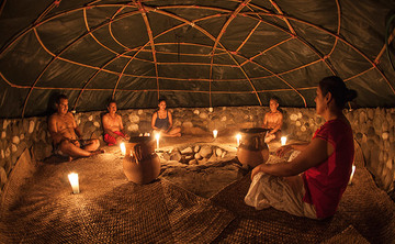 5 day/4 night Yoga/Meditation/Chi Gong retreat with Temazcal, Indigenous Rituals and Sacred  Ceremony