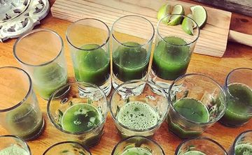 Easter Detox: Yin and Juice