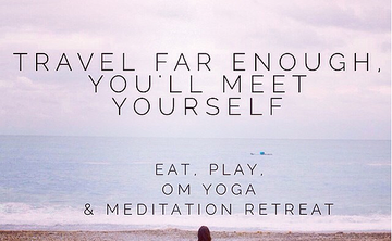 Eat Play OM Women's Yoga and Meditation Retreat, Baja, Mexico