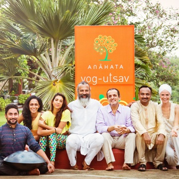 Anahata Yog Utsav,5-days of loving, healing and learning