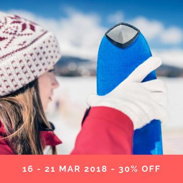 30% OFF Winter Yoga Retreat & Ski Holiday ( *Ski Package Optional)