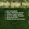 shekinah Yoga Retreat