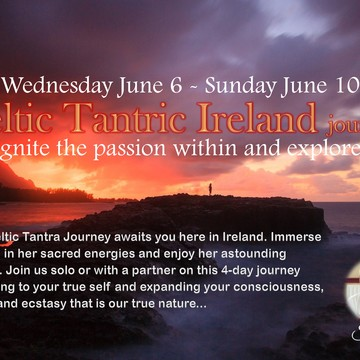Celtic Tantric Ireland Tour