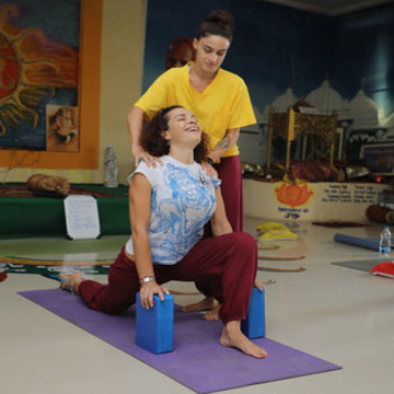 200-Hour Yoga Therapy Teacher Training in India