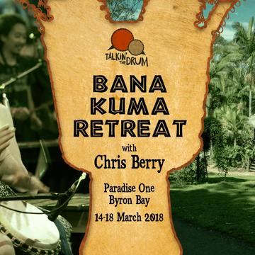 Bana Kuma Retreat with Chris Berry