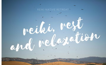 Reiki Native Retreat