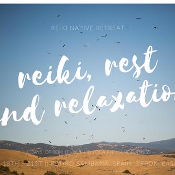 Reiki Native Retreat