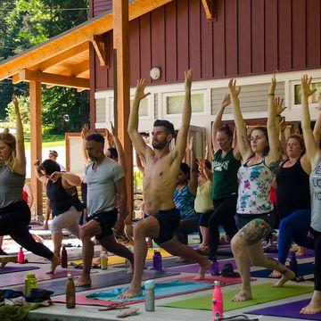 Camp Yoga, Texas, April 27-29 2018