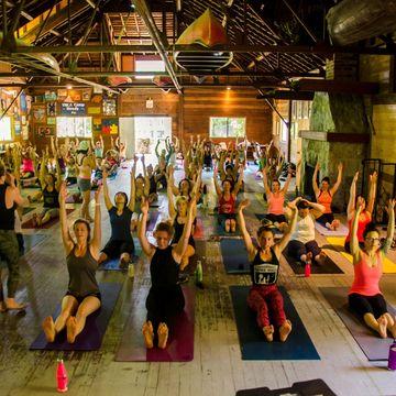 Camp Yoga, British Columbia, May 25-27th