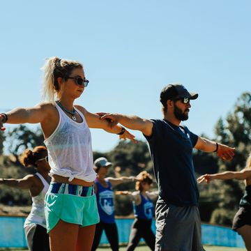 Camp Yoga, California, October 26th-28th 2018