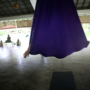 50-Hour Aerial Yoga Teacher Training Sri Lanka