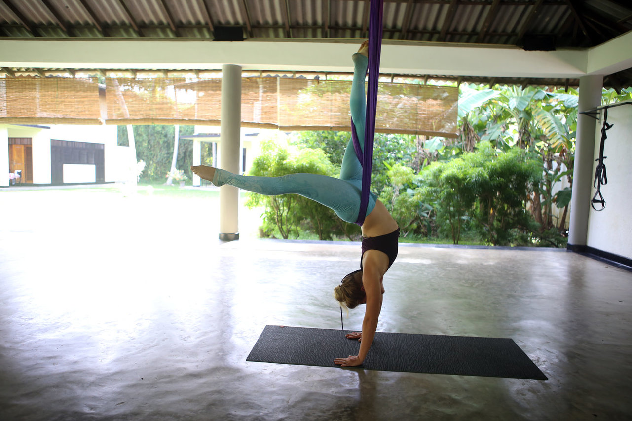 50-Hour Aerial Yoga Teacher Training Sri Lanka - Event - Retreat Guru