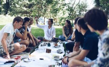 26 days RYT200h Yoga Teacher Training + ecofarming, Belarus