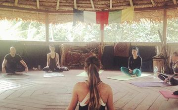 "10 Day Yoga and Ayahuasca Immersion ""The Nature of Yoga"""