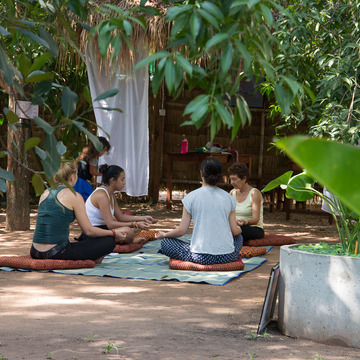 7-nights / 8-days Spiritual Energy Healing Retreat in Siem Reap, Cambodia