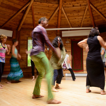 5Rhythms® Immersion: Body, Breath & Beat on Gabriola Island, BC at The Haven