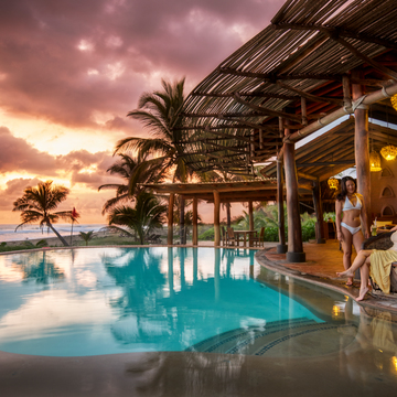 Fall Revival- A Yin & Yang Retreat in Mexico with Beth & Erika