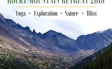 2018 Rocky Mountain Retreat