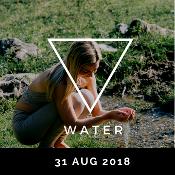 Alchemy of Nature, The element of Water – Yoga Retreat