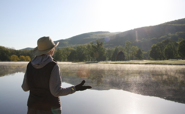 Hudson Valley, Catskills R&R Retreat - Eat Healthy Feel Better
