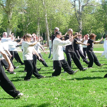 2018 World Qigong Taichi Day Celebration!