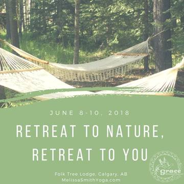 Retreat to Nature, Retreat to You