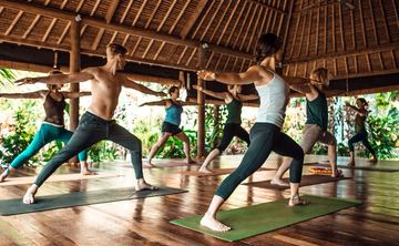 Dive Deep Fly High Retreat @ The Ark Bali Retreat Centre 13-19/08/18
