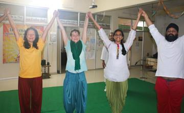 300-Hour Yoga Teacher Training in India