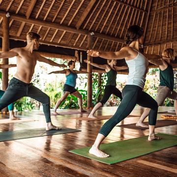7 days Holistic Yoga Retreat 29/10-04/11/18