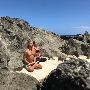 Maha Vidya Yoga and Ayurveda 100hr St. Croix, USVI (first segment)
