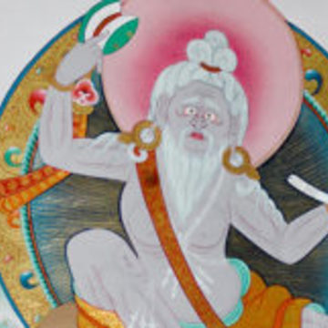 Santa Cruz Mountains: Vajrayana Meditation Retreat