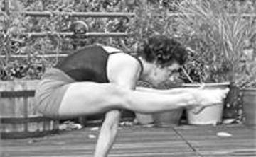 Asana Lab: Opening the Hips, Hamstrings and Groins with Kristen Krash