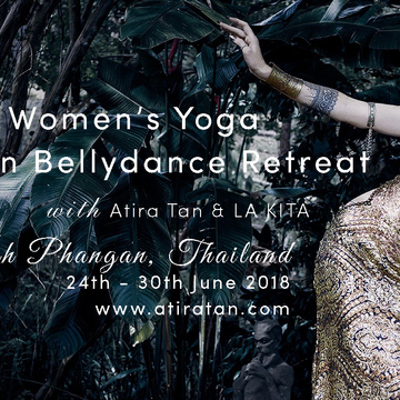 Sacred Women's Yoga & Fusion Bellydance Retreat