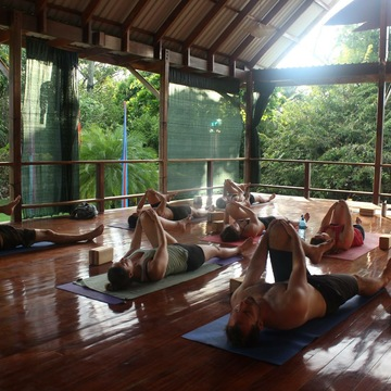 Surf, yoga retreat accross south of Costa Rica