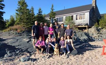 Superior Paddle and Yoga Retreat
