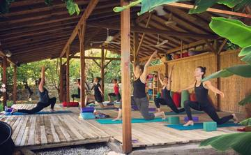 Vinyasa Flow Yoga Retreat at Suleyman's Garden