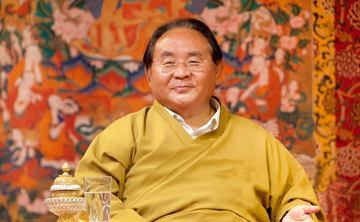 Newcastle Public Talk with Sogyal Rinpoche