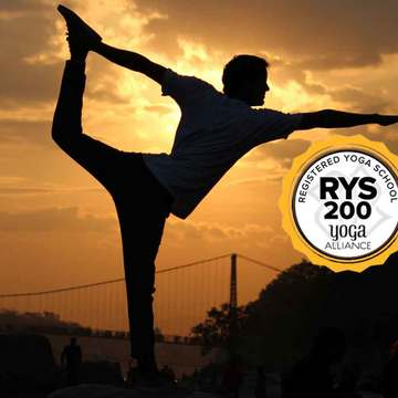 200 Hour Yoga Teacher Training in Rishikesh, India