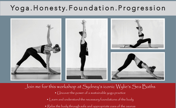 Yoga Workshop with Adriane Ehmann
