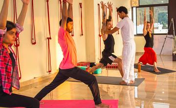 Scholarship for Free Yoga Teacher Training in Rishikesh India
