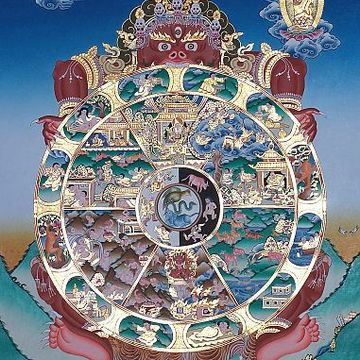 Exploring Buddhism: Karma