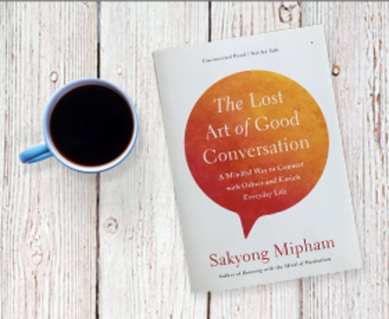 The art of good conversation