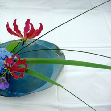 Kado Ridgen Ikebana: The Way of Flowers