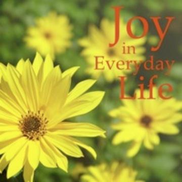 Joy in Everyday Life: Thursday Evenings