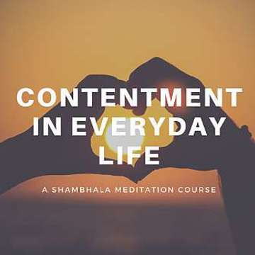 Contentment in Everyday Life: A 5-Week Intro Course (Westside)